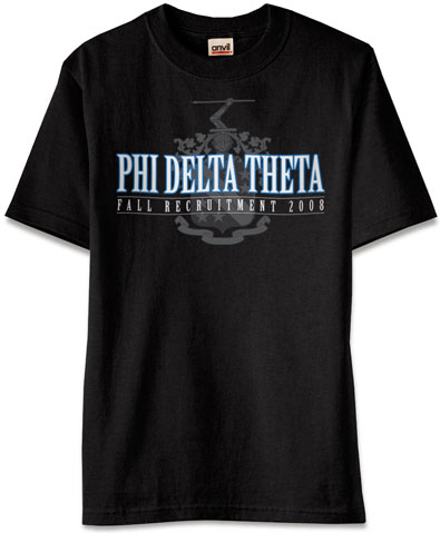 Phi Delta Theta Fall Recruitment