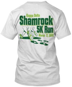 Kappa Delta Shamrock 2012