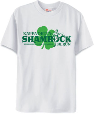 Kappa Delta Shamrock