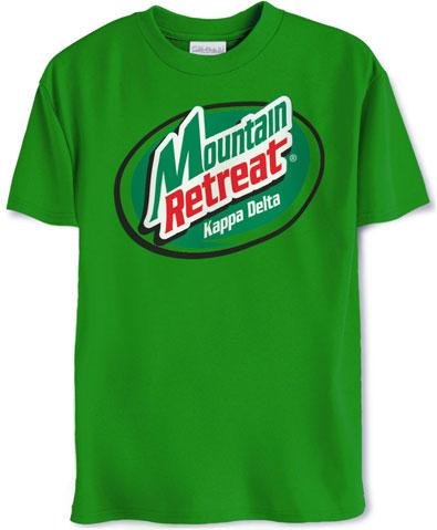 Kappa Delta Mountain Retreat T-Shirt