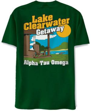 8729 Alpha Tau Omega Weekend T-Shirt