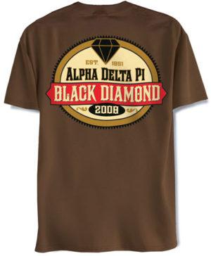 Alpha Delta Pi Black Diamond