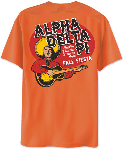 Alpha Delta Pi Fall Fiesta