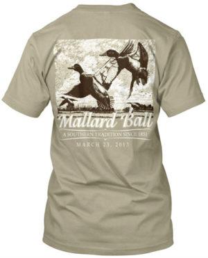 Mallard Ball T-Shirt