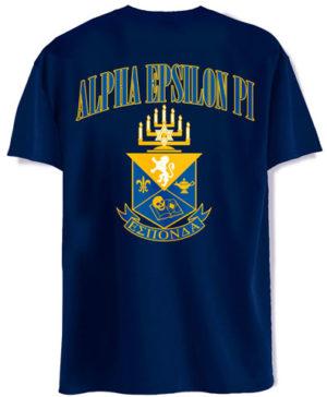Alpha Epsilon Pi Crest
