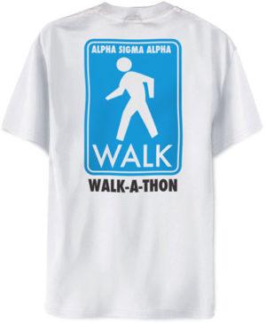Alpha Sigma Alpha Walkathon