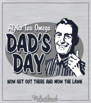 Alpha Tau Omega Dads Day Shirt