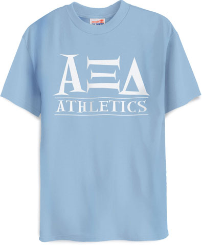 Alpha Xi Alpha Athletics Shirt