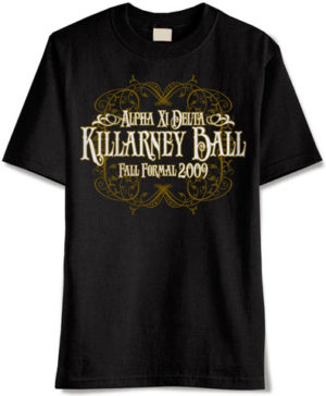 Alpha Xi Delta Killarney Ball