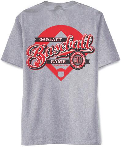 Baseball Game T-Shirt