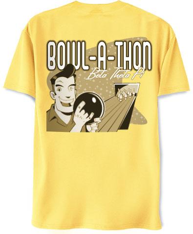 Beta Theta Pi Bowling T-Shirt