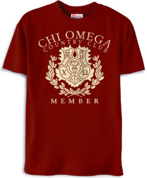 Chi Omega Country Club