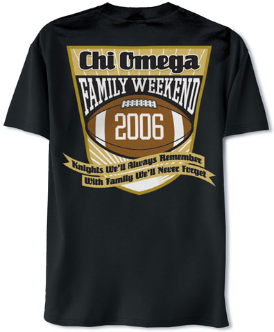 Chi Omega Family Weekend