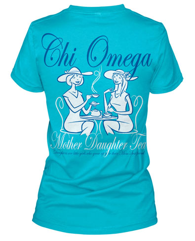 Chi Omega Mother Daughter Day