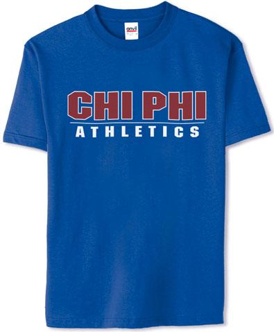 Chi Phi Athletics T-Shirt