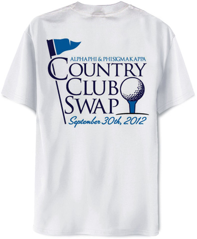Country Club Swap T-Shirt