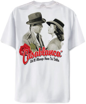 Delta Delta Delta Casablanca T-Shirt