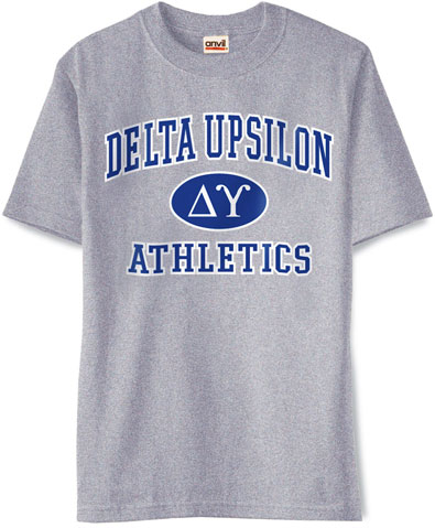 Delta Upsilon Athletics Shirt