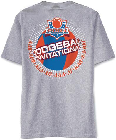 Dodgeball Invitational T-Shirt