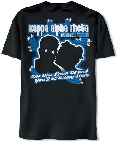 Kappa Alpha Theta Twin Star Formal