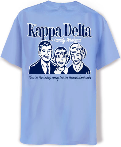 Kappa Delta Family Weekend