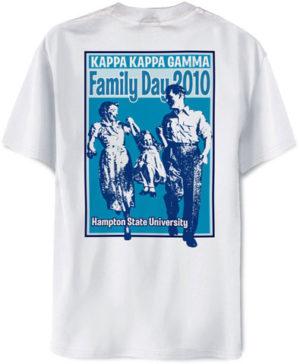 Kappa Kappa Gamma Family Day