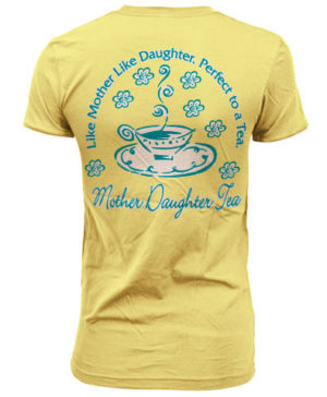 Mother Daughter Tea T-shirt