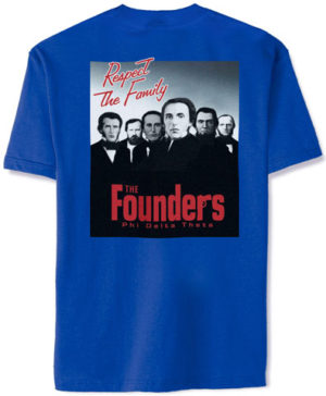 Phi Delta Theta Founders Shirt