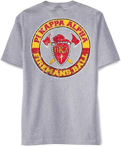 Pi Kappa Alpha Firemans Ball