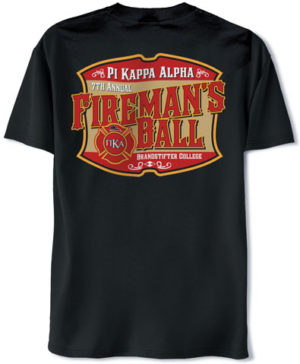 Pi Kappa Alpha Fireman's Ball