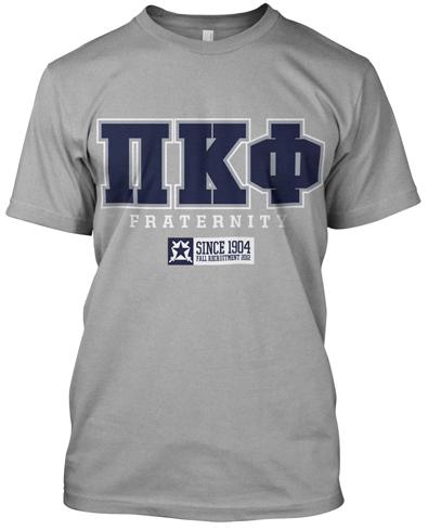 Pi Kappa Phi Athletics Shirt