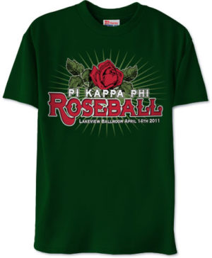 Pi Kappa Phi Roseball
