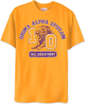 Sigma Alpha Epsilon Fall Recruitment