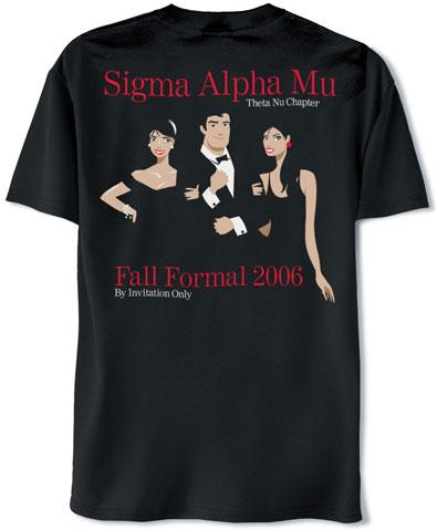 Sigma Alpha Mu Fall Formal