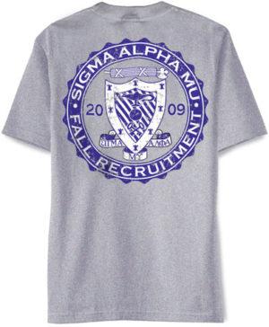 Sigma Alpha Mu Fall Recruitment