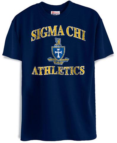Sigma Chi Athletics T-Shirt