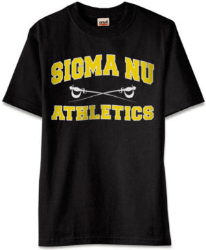 Sigma Nu Athletics T-Shirt