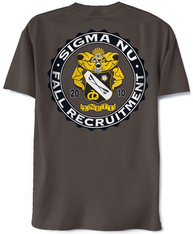 Sigma Nu Fall Recruitment