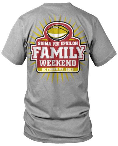 Sigma Phi Epsilon Family Weekend