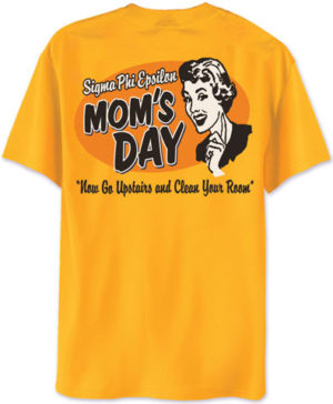 Sigma Phi Epsilon Mom's Day