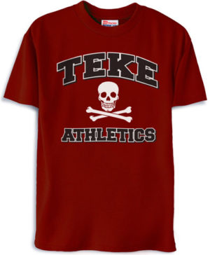 Teke Athletics T-Shirt