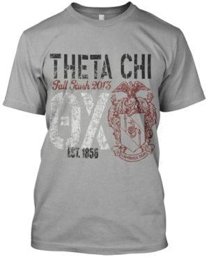 Theta Chi Crest