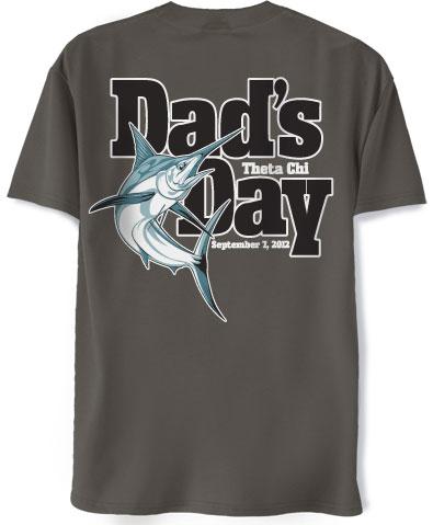 Theta Chi Dad's Day T-shirt