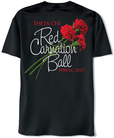 Theta Chi Red Carnation Ball
