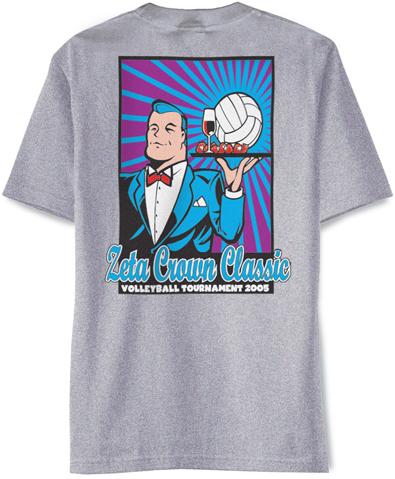 Zeta Crown Classic T-Shirt