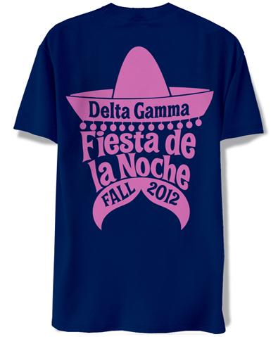 Delta Gamma Fiesta de la Noche