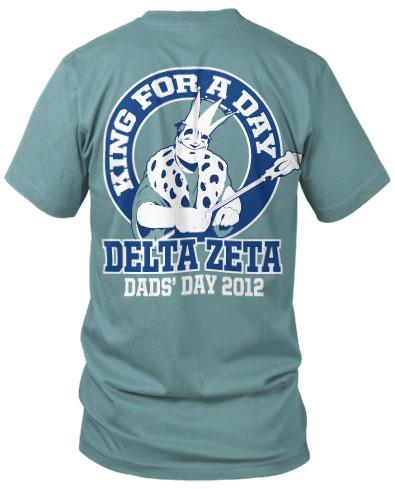 Delta Zeta Dad's Day 2012