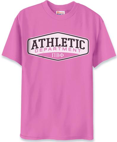 Pi Beta Phi Pink Shirt