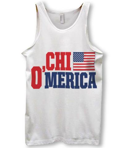 Chi Omega Tanktop