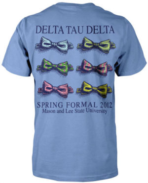 Delta Tau Delta Spring Formal